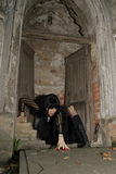 Vampire Image libre de droits