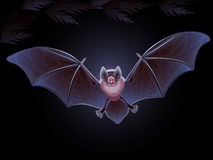 Vampire bat Royalty Free Stock Photos
