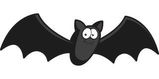 Vampire Bat Royalty Free Stock Photography