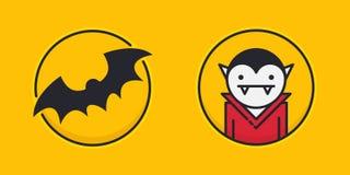 Vampire Bat royalty free illustration