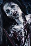 Vampire blood Stock Photo