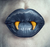 Vampire Creativity Royalty Free Stock Image