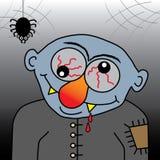 Vampire de dessin animé Images libres de droits