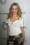Vampire Diaries,Candice Accola Royalty Free Stock Photography