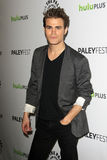 Vampire Diaries,Paul Wesley Royalty Free Stock Photos