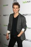 Vampire Diaries,Paul Wesley Royalty Free Stock Photos
