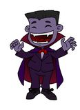 Vampire drôle photos libres de droits