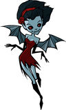 Vampire girl Royalty Free Stock Photography