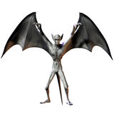 Vampire - Halloween Figure Royalty Free Stock Images