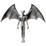 Vampire - Halloween Figure Stock Image