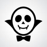 Vampire icon vector Stock Images