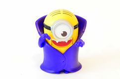 Vampire minion toy Royalty Free Stock Photo