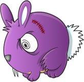 Vampire Rabbit Vector Royalty Free Stock Image