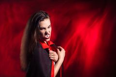 Vampire Royalty Free Stock Photography