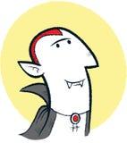 Vampire Smile Royalty Free Stock Image
