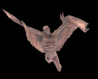 Vampire Swooping Images libres de droits