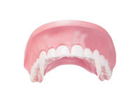 Vampire teeth Stock Photos