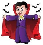 Vampire theme image 6 Stock Image