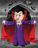 Vampire theme image 8 Stock Photo