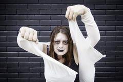 Vampire woman halloween Royalty Free Stock Photos