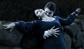 Vampires Royalty Free Stock Image
