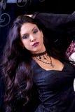 Vampiress Stock Photo