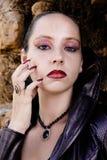 Vampiro fotografia de stock royalty free