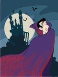 Vampiro Royalty Illustrazione gratis