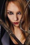 Vampiro fotografia stock libera da diritti