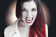 Vampiro Fotos de Stock Royalty Free