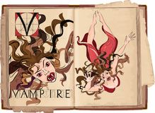 Vampiro Fotos de Stock