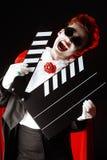 Vampiro di film fotografia stock libera da diritti