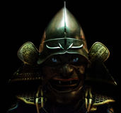 Vampiro do samurai Imagens de Stock