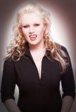 Vampiro femminile Immagine Stock Libera da Diritti