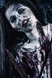 Vampyrblod Arkivfoto