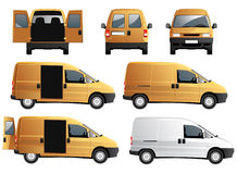 Van Stock Photos