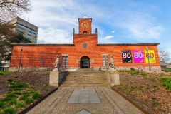 Van Abbemuseum en Eindhoven, Países Bajos Fotos de archivo libres de regalías