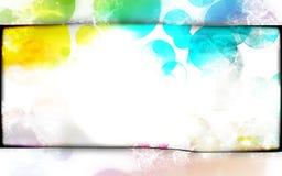 Van Achtergrond grunge textiel Stock Afbeelding
