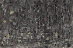 Van Achtergrond grunge textuur. Royalty-vrije Stock Foto's