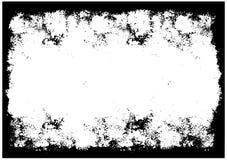 Van Achtergrond grunge textuurillustratie Stock Foto
