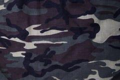 Van achtergrond legercamo textuur stock afbeelding