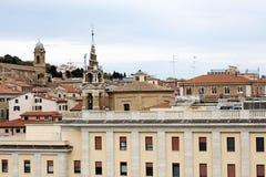 Van Ancona fijne kunst als achtergrond in hoogte - producten 50,6 van kwaliteitsdrukken Megapixels stock foto's
