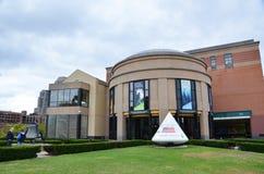 Van Andel Museum κέντρο στο Grand Rapids Στοκ Εικόνες