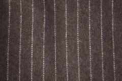 Van Bedrijfs pinstriped textil achtergrond Royalty-vrije Stock Foto's