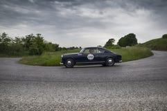 Van berlinettapinin van LANCIA Aurelia B20 GT 2000 Farina 1952 Stock Afbeeldingen
