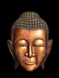 Van Birma (Myanmar) Boedha het Masker Royalty-vrije Stock Fotografie