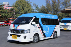 Van of Blue9 Company Stock Images