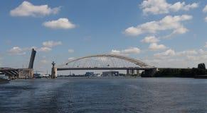 Van Brienenoord bridge Stock Photography