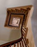 Van Buren staircase Royalty Free Stock Photography