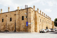 Van Buyukhan (de Grote Herberg) Cyprus royalty-vrije stock foto